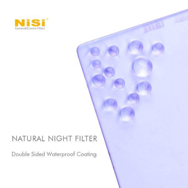 Nisi Natural night filter 100x100 mm