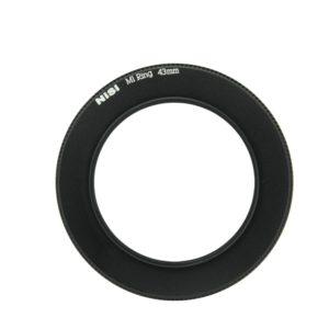 NiSi Adapterring 43 mm voor Filterhouder M1