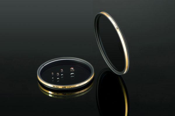 Nisi LR Golden Ring Circulair Polarisatiefilter 82 mm